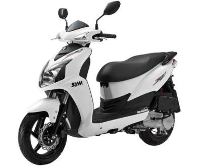 SYM 125 SCOOTER